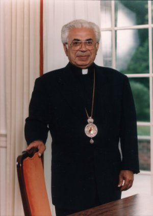 Bishop Antoun (Khouri) of Miami and the Southeast