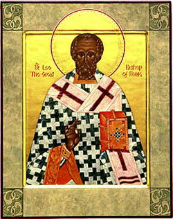 Pope St. Leo I the Great of Rome