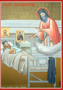 File:Saint Savvas miracle for Bishop.jpg