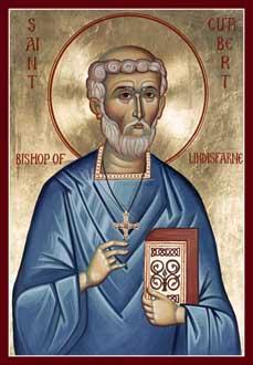 cuthbert of lindisfarne orthodoxwiki