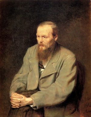 Image result for Dostoevsky