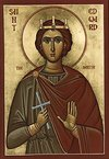 Saint Edward the Martyr of England