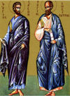 Apostles Jason and Sosipater of the Seventy