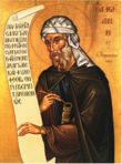 St. John of Damascus, patron saint of OrthodoxWiki
