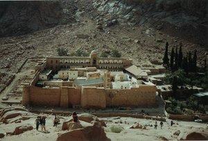 St Catherine S Monastery Sinai Orthodoxwiki
