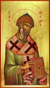 St. Spyridon of Trimythous